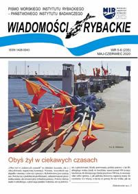 Read more about the article Najnowsze wydanie Wiadomości Rybackich nr 5-6 (235) maj-czerwiec 2020