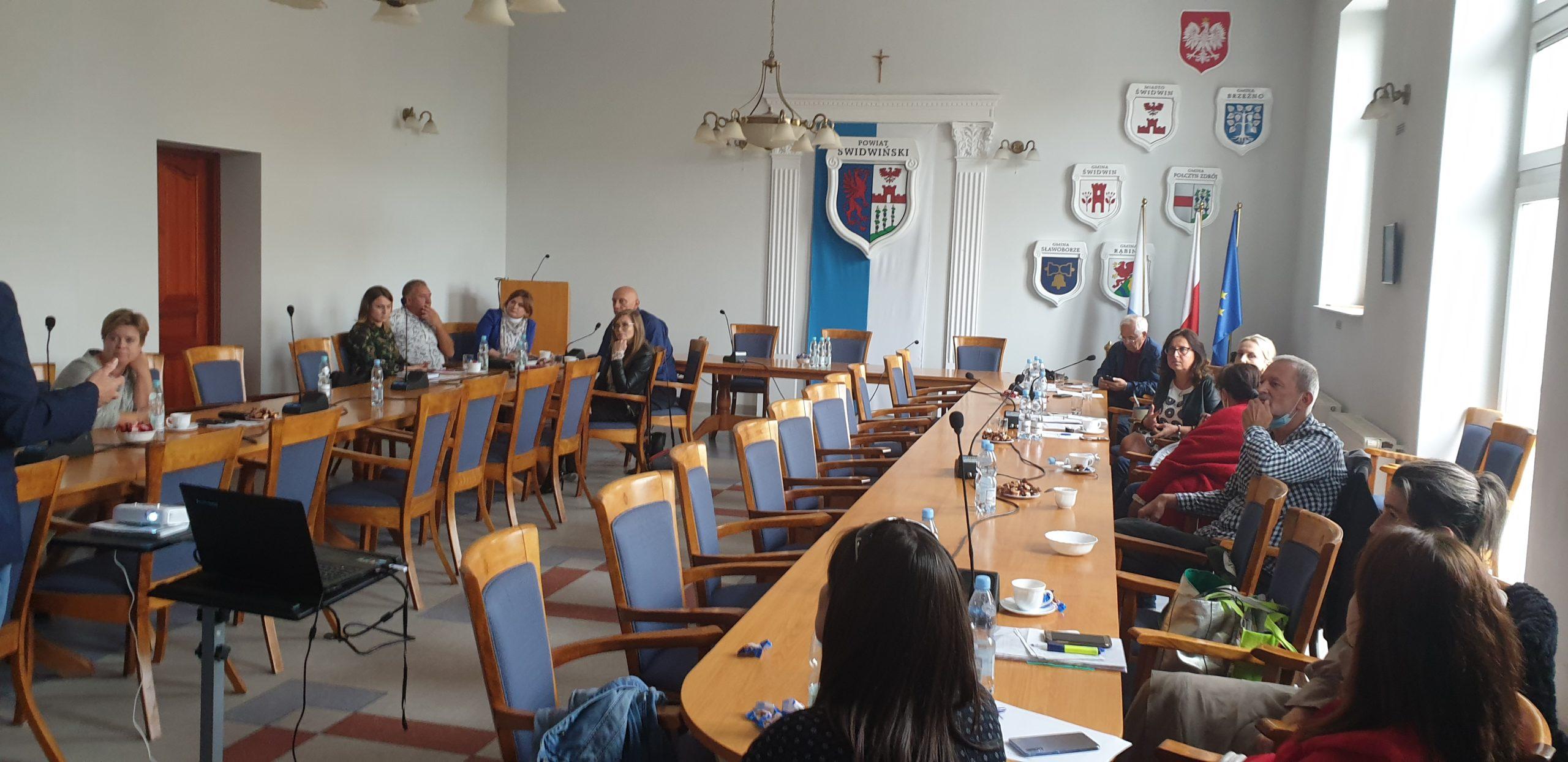IV Walne Zebranie Członków Federacji LGD Pomorza Zachodniego