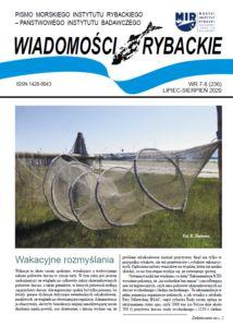 Read more about the article Zachęcamy do lektury najnowszego wydania Wiadomości Rybackich (lipiec-sierpień 2020 )