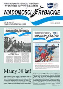 Read more about the article 30-lecie Wiadomości Rybackich – nr 9-10 (237) – wrzesień-październik 2020