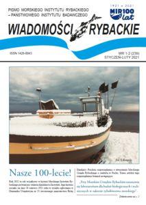 Read more about the article Najnowsze wydanie Wiadomości Rybackich NR 1-2 (239) • STYCZEŃ-LUTY 2021