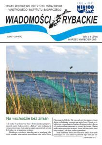 """Read more about the article Najnowsze wydanie """"Wiadomości Rybackich"""", NR 3-4 (240) • MARZEC-KWIECIEŃ 2021"""