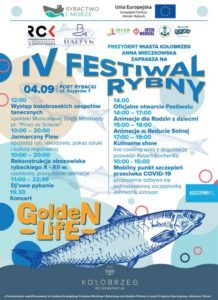 Read more about the article IV Festiwal Rybny -Port Rybacki -4 września 2021